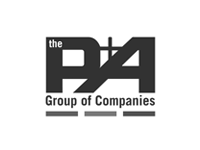 P and A Logo